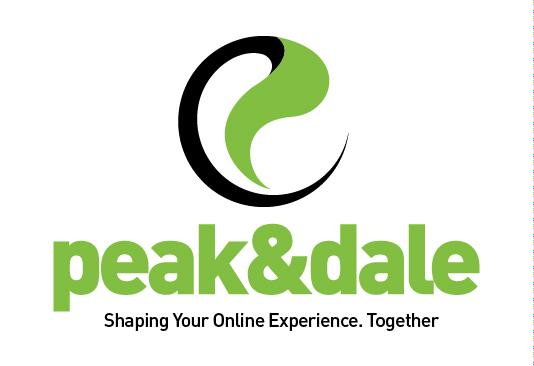 Peak and Dale logo